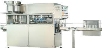 Rinser Filler Capper Machine For Soft Drinks