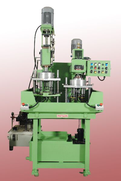 2 Station Multispindle Special Purpose Drilling & Tapping Machine