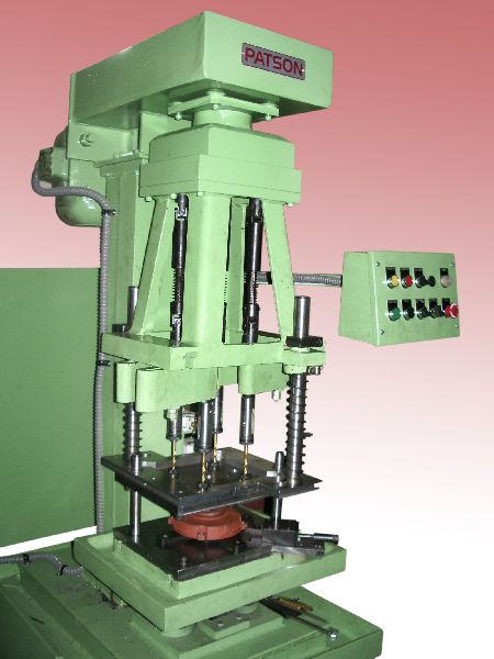 Special Purpose Adjustable Multispindle Drilling Machine