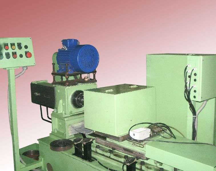 Special Purpose Brake Drum Grooving and Chamfering Machine
