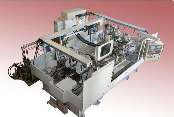 Special Purpose CNC Drill Tap Machine for RTB
