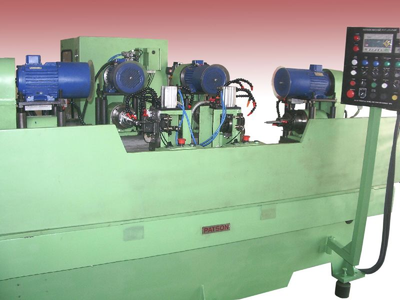 Special Purpose Fine Boring Machine for Carburetor