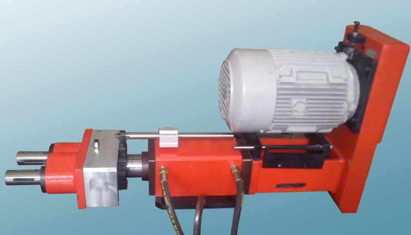 Hydraulic Operated Quill Feed Unit