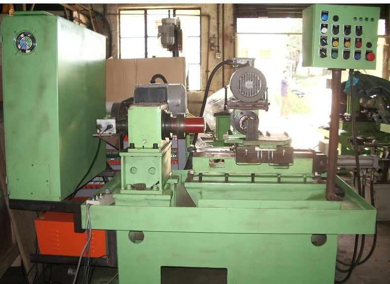 Special Purpose Sprocket OD Radius Milling Machine