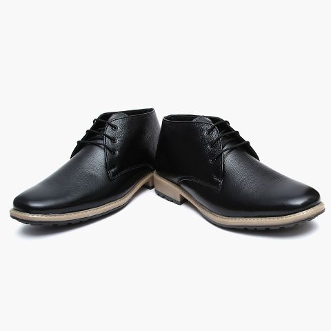 Black Executive Shoes