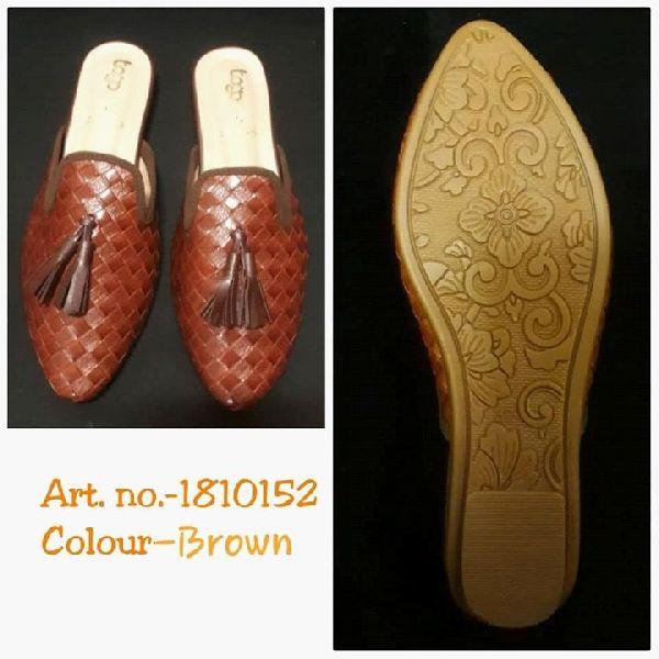 Ladies Designer Half Shoes