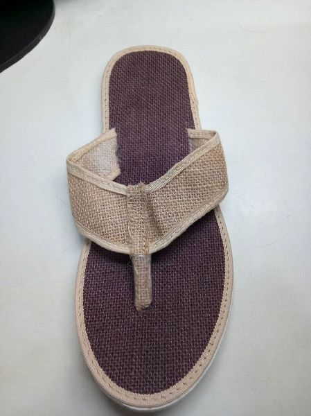 Men Jute Slipper