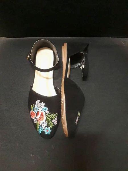 Synthetic Formal Sandal