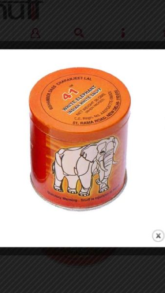 White Elephant Snuff