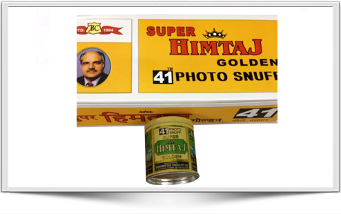 Himtaj Golden Snuff