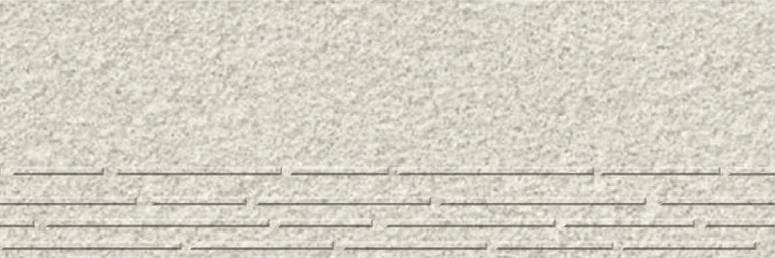 Rock White Full Body Step Tiles