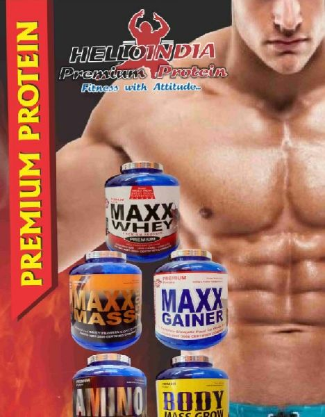 Body Mass Grow Powder 01