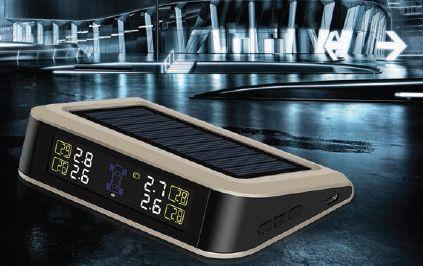 D601 Solar Power Monitor