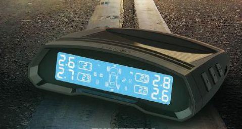 D802 Solar Power Monitor