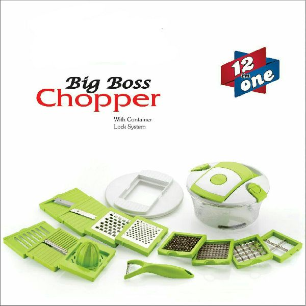 12 In 1 Vegetable Chopper