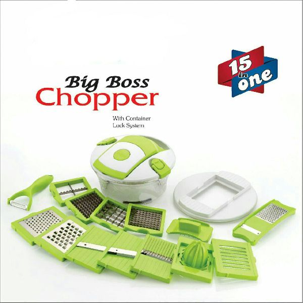 15 In 1 Vegetable Chopper