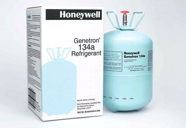 R134a Honeywell Refrigerant Gas Manufacturer Supplier in United Arab