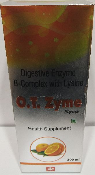 Enzyme With L Lysine Syrup