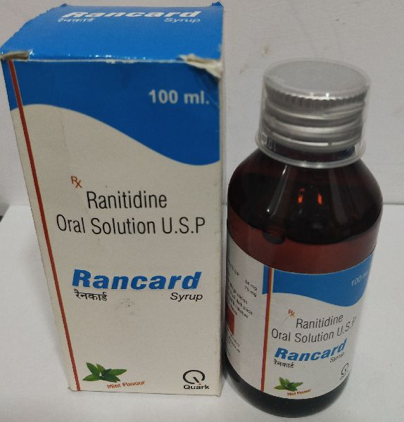 Ranitidine Oral Solution U.S.P