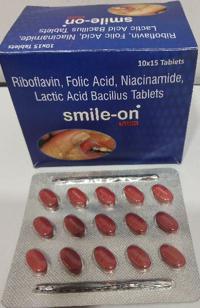 Riboflavin Multivitamin Tablets