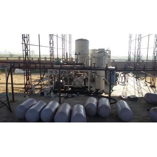 Bio CNG Gas Compressor