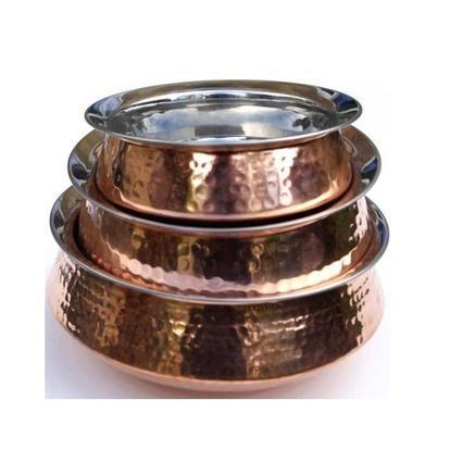 Copper Serving Handi