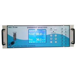 Emissions Continuous Gas Analyzer