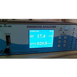 HF Continuous Gas Analyzer