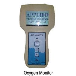 Oxygen Dust Particulate Monitor