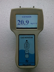 Oxygen Portable Gas Analyzer