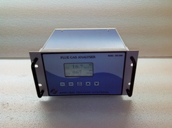 Ozone Dust Particulate Monitor