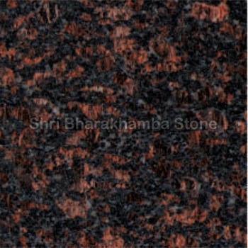 Ten Brown Granite