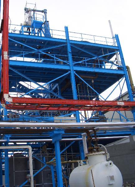 Sulphuric Acid Concentration Plant