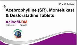 Acibofil-DM Tablets