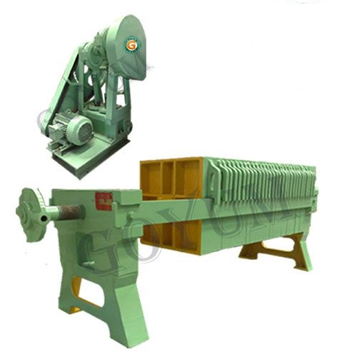 Filter Press with Pump
