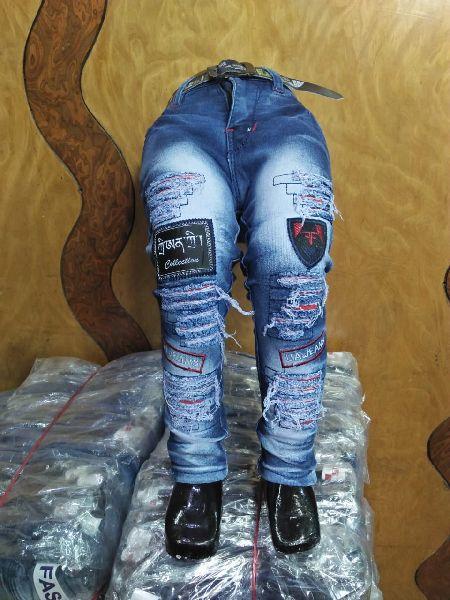 Kids Ruff Jeans