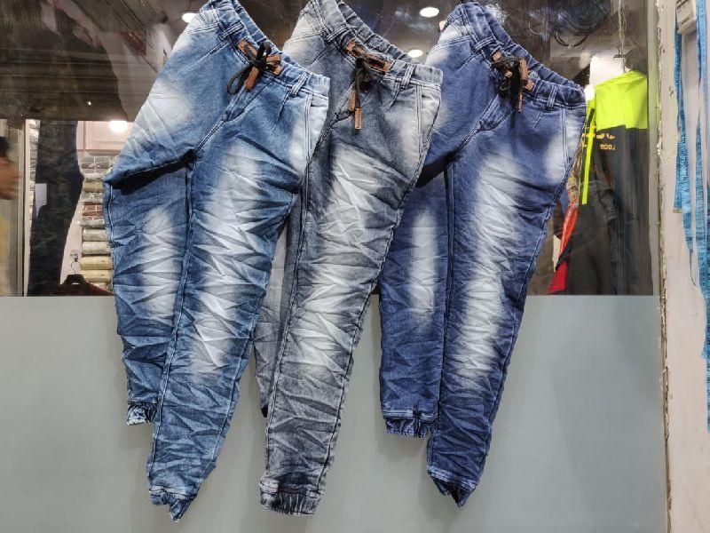 Mens Plain Jeans 02