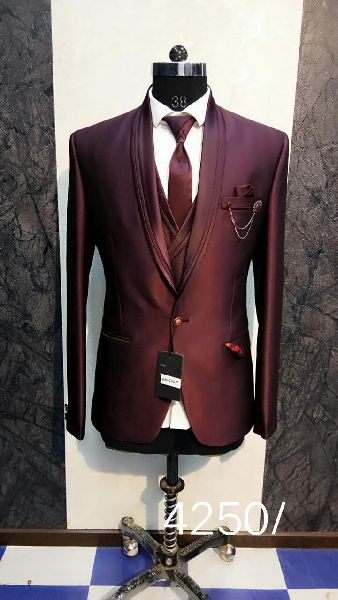 Mens Three Piece Designer Suits