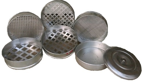 G.I. Frame Test Sieves
