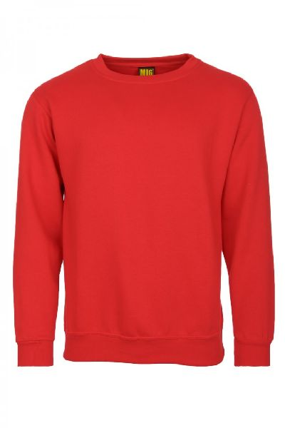 Mens Plain Sweatshirts