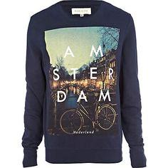 Mens Printed Sweatshirts