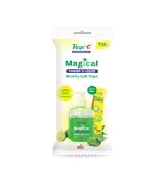 Hand Wash Powder to Liquid