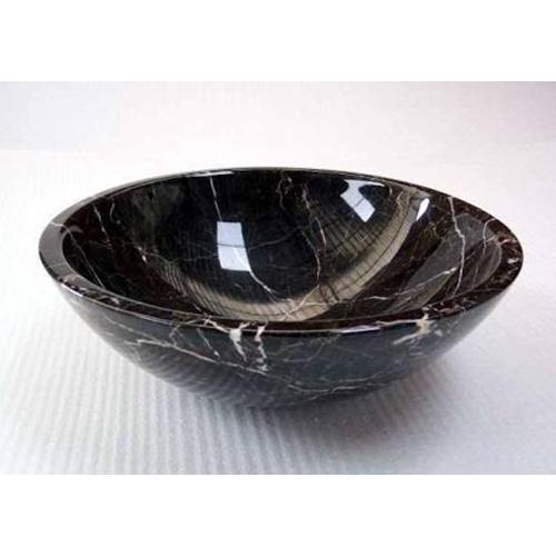 Black Marble Wash Basin