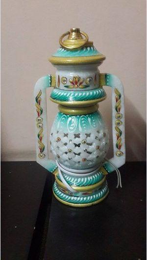 Handicraft Marble Lamp