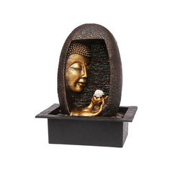 Indoor Buddha Water Fountain