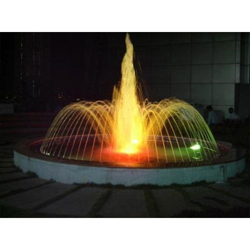 Outdoor Jet Fountain