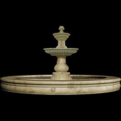Sandstone Outdoor Fountain