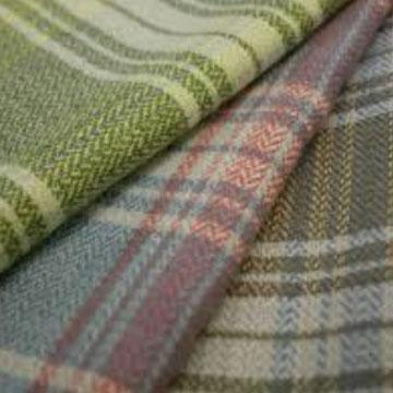Dyed Herringbone Fabric