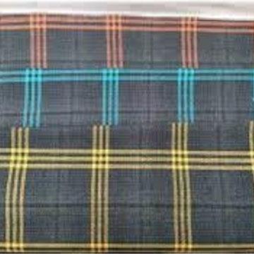 Dyed Melange Fabric