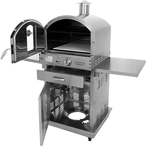 Outdoor Gas Oven